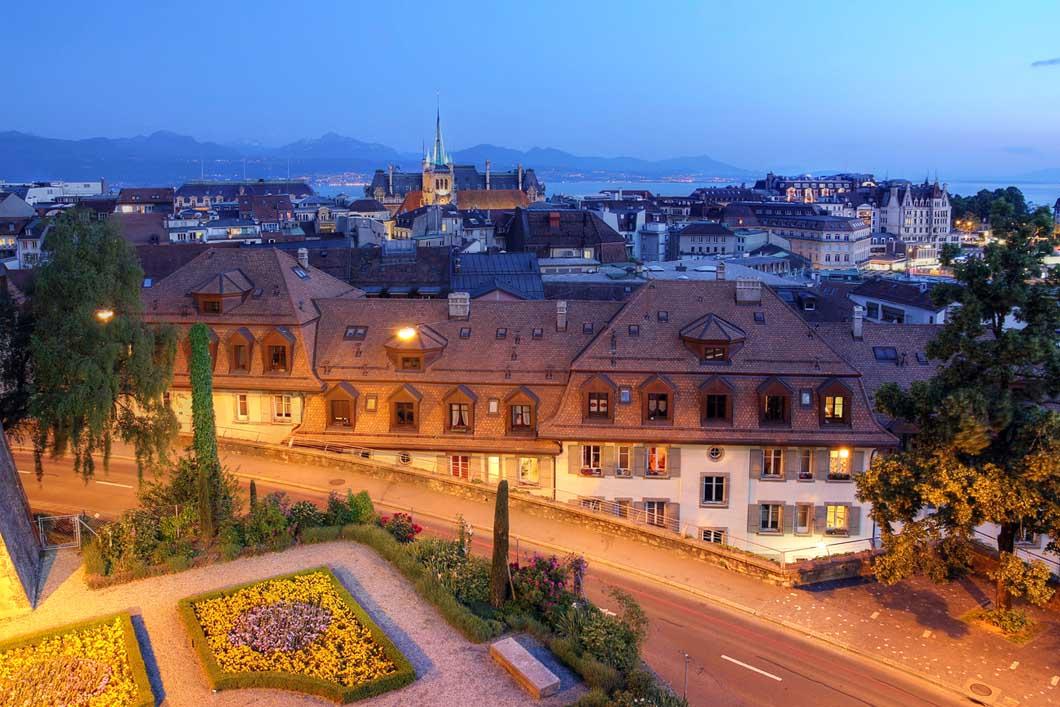 Appartements meublés à Lausanne