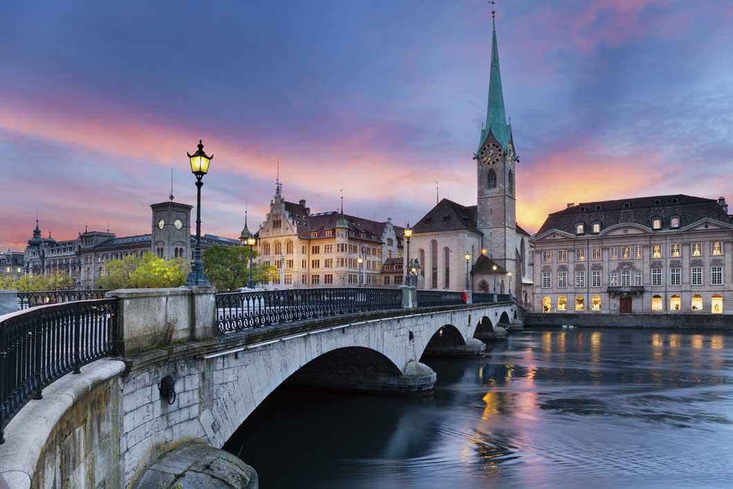Appartements meublés à Zurich